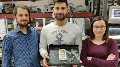 Έλληνες δημιουργούν τη γρηγορότερη RAM στον κόσμο - Φωτογραφία 1
