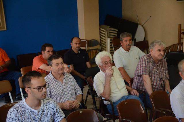 ΔΕΙΤΕ ΒΙΝΤΕΟ απο την σύσκεψη στην Αθήνα της ΕΠΙΤΡΟΠΗΣ ΑΓΩΝΑ κατά των μονάδων βιορευστών στις ΦΥΤΕΙΕΣ - Φωτογραφία 17