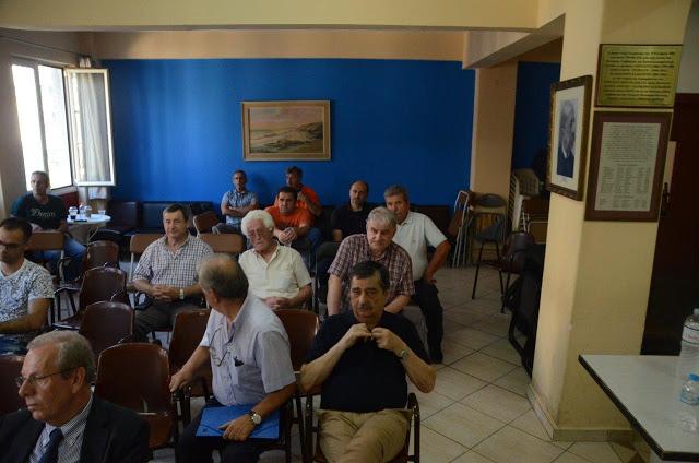 ΔΕΙΤΕ ΒΙΝΤΕΟ απο την σύσκεψη στην Αθήνα της ΕΠΙΤΡΟΠΗΣ ΑΓΩΝΑ κατά των μονάδων βιορευστών στις ΦΥΤΕΙΕΣ - Φωτογραφία 19