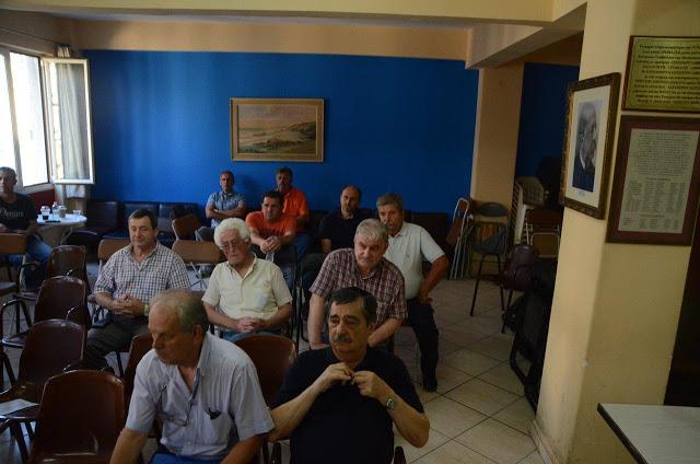 ΔΕΙΤΕ ΒΙΝΤΕΟ απο την σύσκεψη στην Αθήνα της ΕΠΙΤΡΟΠΗΣ ΑΓΩΝΑ κατά των μονάδων βιορευστών στις ΦΥΤΕΙΕΣ - Φωτογραφία 20