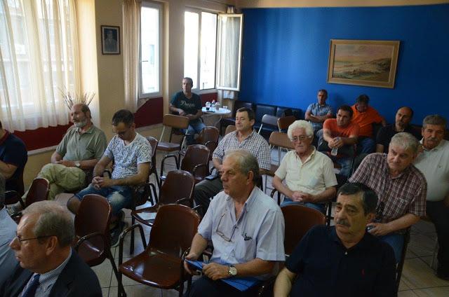 ΔΕΙΤΕ ΒΙΝΤΕΟ απο την σύσκεψη στην Αθήνα της ΕΠΙΤΡΟΠΗΣ ΑΓΩΝΑ κατά των μονάδων βιορευστών στις ΦΥΤΕΙΕΣ - Φωτογραφία 21