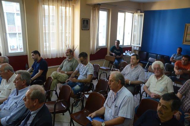ΔΕΙΤΕ ΒΙΝΤΕΟ απο την σύσκεψη στην Αθήνα της ΕΠΙΤΡΟΠΗΣ ΑΓΩΝΑ κατά των μονάδων βιορευστών στις ΦΥΤΕΙΕΣ - Φωτογραφία 22