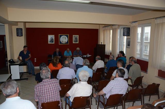 ΔΕΙΤΕ ΒΙΝΤΕΟ απο την σύσκεψη στην Αθήνα της ΕΠΙΤΡΟΠΗΣ ΑΓΩΝΑ κατά των μονάδων βιορευστών στις ΦΥΤΕΙΕΣ - Φωτογραφία 34
