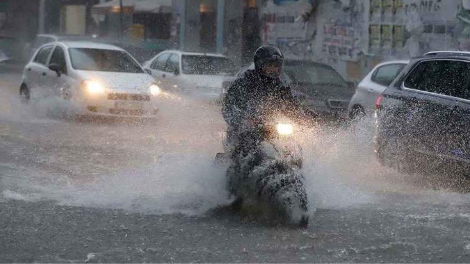 Προσοχή στην κακοκαιρία που έρχεται μετά το μεσημέρι στην Αθήνα - Φωτογραφία 1