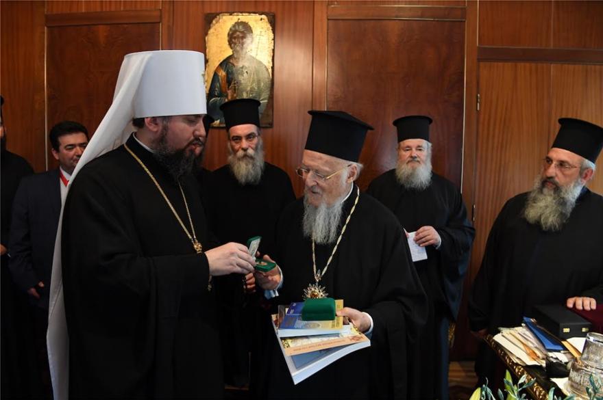 Βαρθολομαίος: «Το θέμα του Αυτοκεφάλου είναι εκκλησιαστικόν γεγονός και όχι αξεσουάρ της πολιτικής» - Φωτογραφία 1