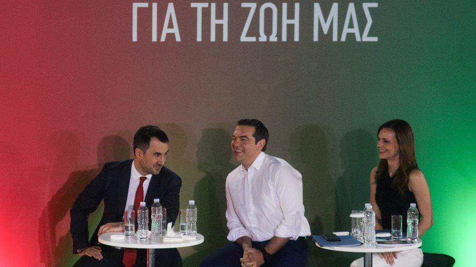 «Σφαγή» στα ψηφοδέλτια του ΣΥΡΙΖΑ: Ο Τσίπρας προωθεί έμπιστους - Φωτογραφία 1