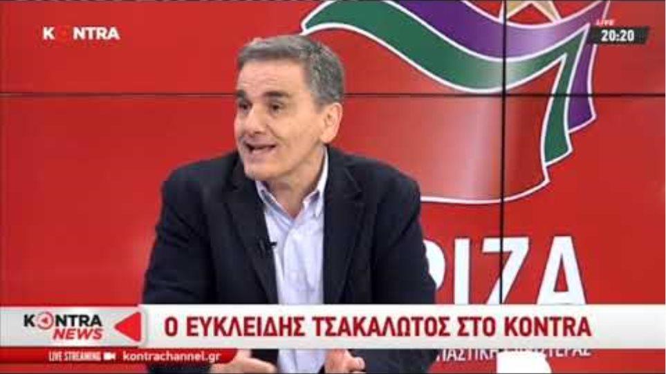 Πολιτικά παιχνίδια και στον Ντομπρόβσκις χρεώνει τώρα ο Τσακαλωτος - Φωτογραφία 2