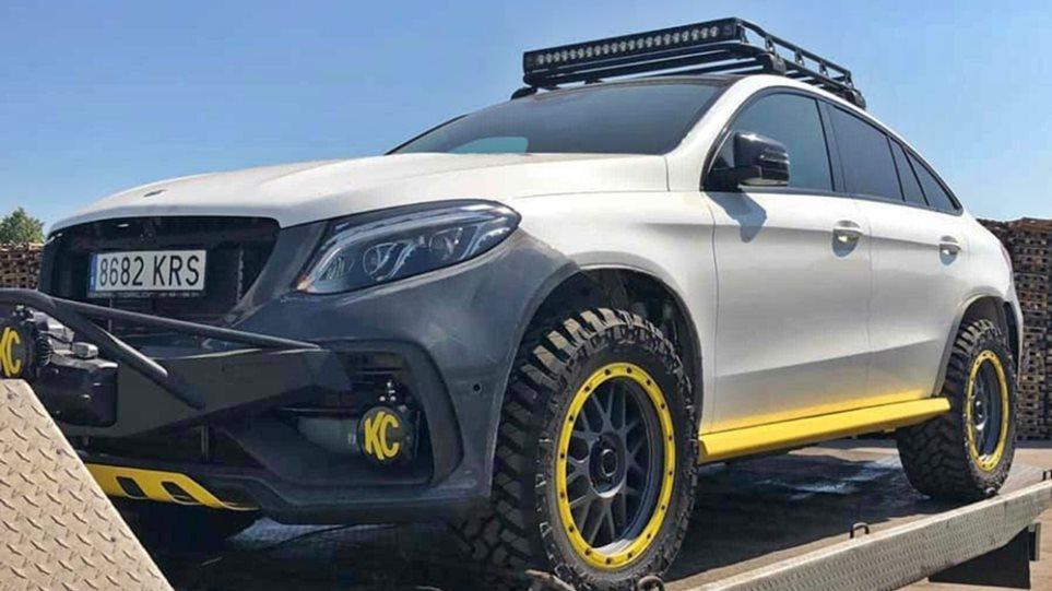 Mercedes-Benz GLE Coupe  Inferno 4x4 Topcar - Φωτογραφία 1