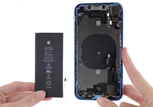 Ο διάδοχος του iPhone XR θα έχει μια μεγαλύτερη μπαταρία - Φωτογραφία 1