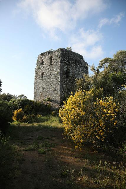 12133 - Ο πύργος της μονής του Καλέτζη (Κολιτσού). Θρύλος, ιστορία, φωτογραφίες - Φωτογραφία 19