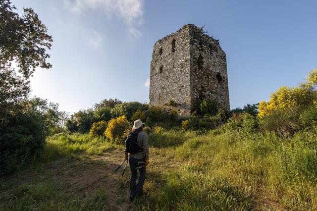 12133 - Ο πύργος της μονής του Καλέτζη (Κολιτσού). Θρύλος, ιστορία, φωτογραφίες - Φωτογραφία 24