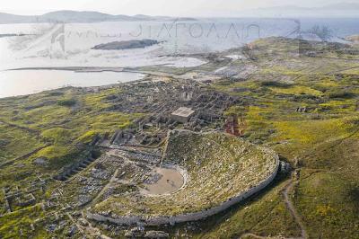 Η Ιερά Δήλος, πατρίδα του Απόλλωνα - Φωτογραφία 1