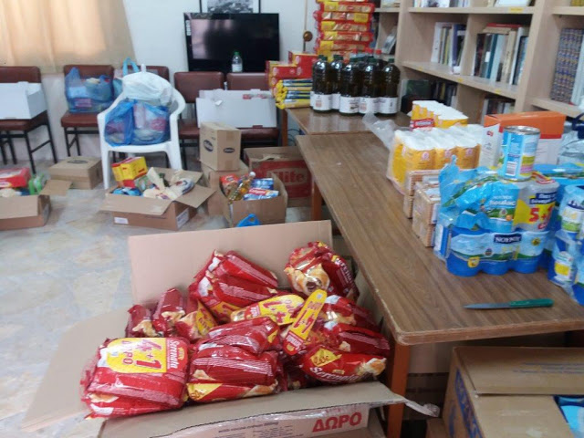Ο Σύλλογος Γυναικών Αστακού ευχαριστεί όσους προσέφεραν τρόφιμα και χρήματα σε άπορες οικογένειες - Φωτογραφία 4