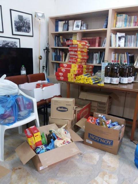 Ο Σύλλογος Γυναικών Αστακού ευχαριστεί όσους προσέφεραν τρόφιμα και χρήματα σε άπορες οικογένειες - Φωτογραφία 5