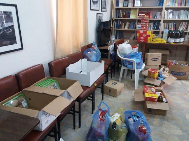 Ο Σύλλογος Γυναικών Αστακού ευχαριστεί όσους προσέφεραν τρόφιμα και χρήματα σε άπορες οικογένειες - Φωτογραφία 7