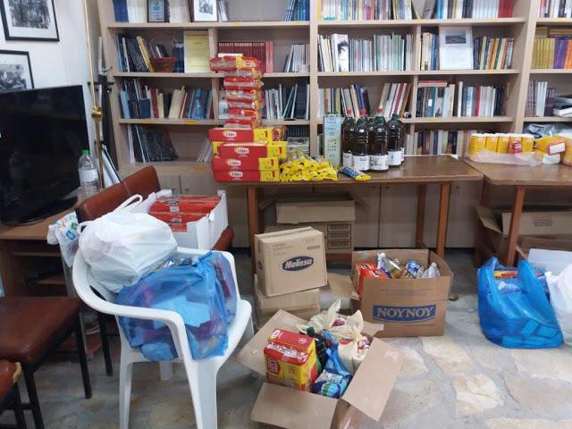 Ο Σύλλογος Γυναικών Αστακού ευχαριστεί όσους προσέφεραν τρόφιμα και χρήματα σε άπορες οικογένειες - Φωτογραφία 9