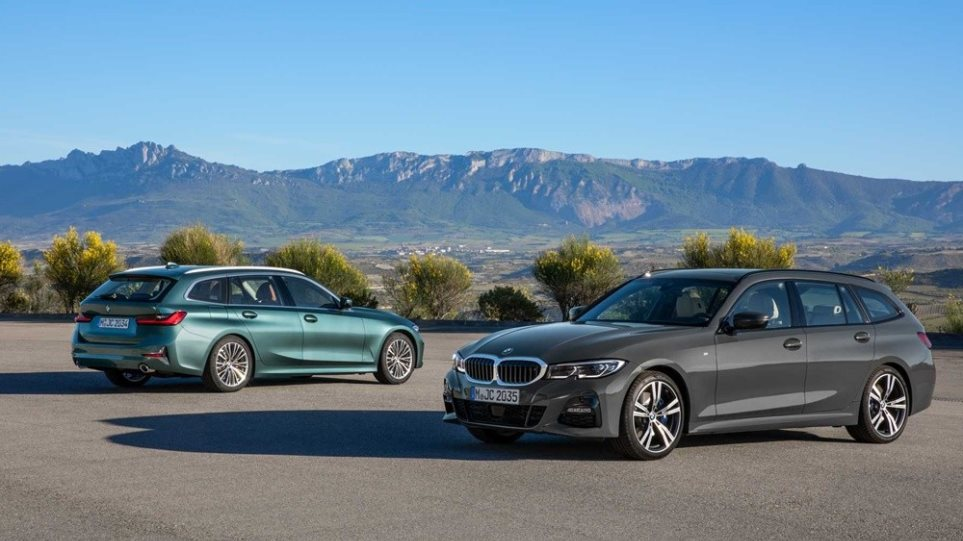 BMW Series 3 Touring - Φωτογραφία 1