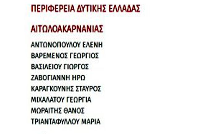 Γράψε-σβησε στο ψηφοδέλτιο του ΣΥΡΙΖΑ: Εκτός ο Νίκος Μπουγιούρης - Φωτογραφία 2