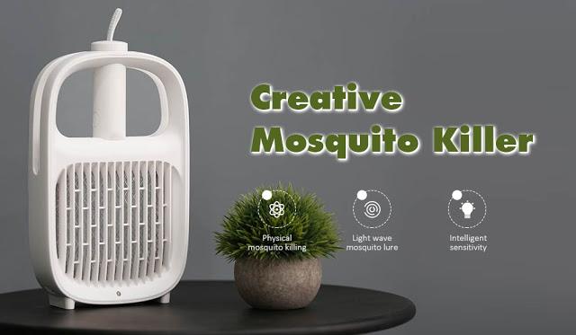 Η Xiaomi κυκλοφόρησε μια συσκευή για τα κουνούπια - Φωτογραφία 1