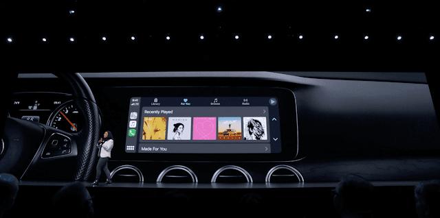 Δείτε όλα τα νέα χαρακτηριστικά του CarPlay στο ios 13 - Φωτογραφία 1