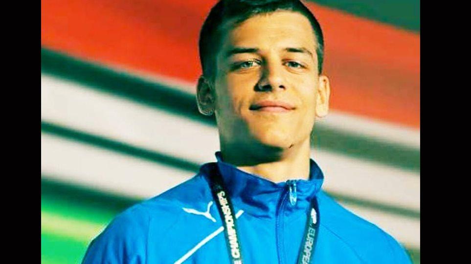 «Έφυγε» σε ηλικία 24 ετών ο πρωταθλητής καράτε Γιώργος Κωστούρος - Φωτογραφία 1