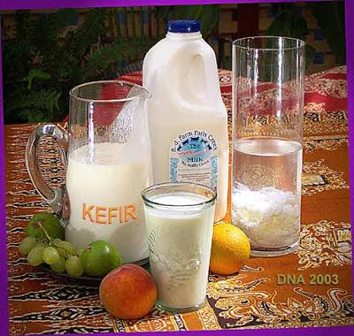 Κεφίρ, γαλακτοκομικό για έντερο, πίεση, αναιμία, δίαιτα, αρθρίτιδα, διαβήτη. Οδηγίες παρασκευής - Φωτογραφία 4
