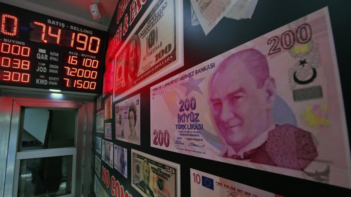 Η Moody's υποβάθμισε την πιστοληπτική ικανότητα της Τουρκίας - Αντιδράσεις από την Άγκυρα - Φωτογραφία 1