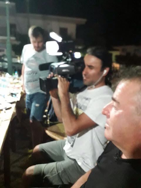 Με πρωτοβουλία του νέου Δημάρχου ΓΙΑΝΝΗ ΤΡΙΑΝΤΑΦΥΛΛΑΚΗ, επίσκεψη Τουριστικών Πρακτόρων και Δημοσιογράφων στο ΞΗΡΟΜΕΡΟ -ΦΩΤΟ - Φωτογραφία 18