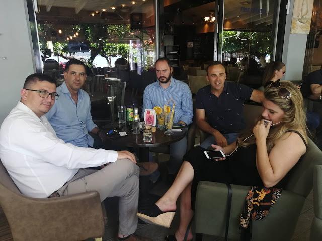 Με πρωτοβουλία του νέου Δημάρχου ΓΙΑΝΝΗ ΤΡΙΑΝΤΑΦΥΛΛΑΚΗ, επίσκεψη Τουριστικών Πρακτόρων και Δημοσιογράφων στο ΞΗΡΟΜΕΡΟ -ΦΩΤΟ - Φωτογραφία 53