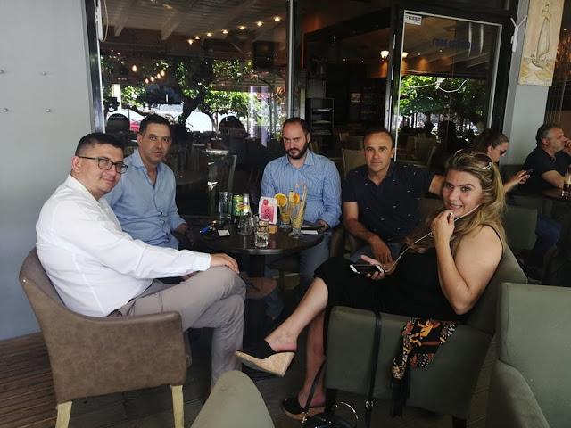 Με πρωτοβουλία του νέου Δημάρχου ΓΙΑΝΝΗ ΤΡΙΑΝΤΑΦΥΛΛΑΚΗ, επίσκεψη Τουριστικών Πρακτόρων και Δημοσιογράφων στο ΞΗΡΟΜΕΡΟ -ΦΩΤΟ - Φωτογραφία 55