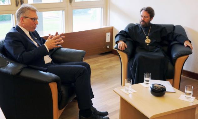 Γιώργος Παπαθανασόπουλος, Η Ουκρανική κρίση επεκτείνεται  στο Παγκόσμιο Συμβούλιο των Εκκλησιών - Φωτογραφία 1