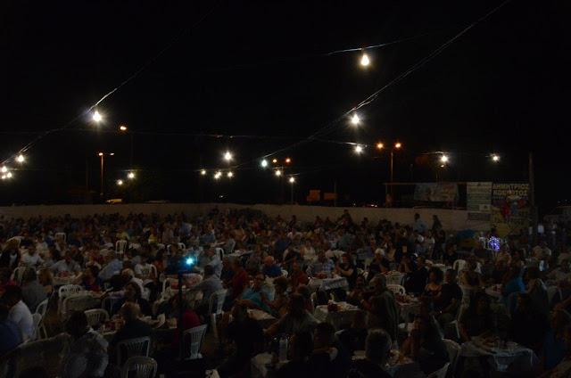 Με πολύ κόσμο πραγματοποιήθηκε το πανηγύρι Γιορτή Λαού 2019 στη Γέφυρα Αχελώου Αγρινίου -ΦΩΤΟ - Φωτογραφία 14
