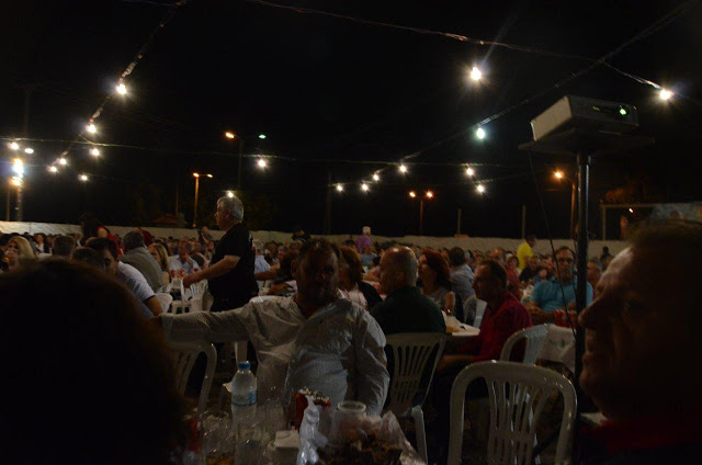 Με πολύ κόσμο πραγματοποιήθηκε το πανηγύρι Γιορτή Λαού 2019 στη Γέφυρα Αχελώου Αγρινίου -ΦΩΤΟ - Φωτογραφία 20