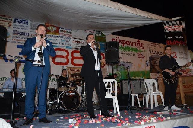 Με πολύ κόσμο πραγματοποιήθηκε το πανηγύρι Γιορτή Λαού 2019 στη Γέφυρα Αχελώου Αγρινίου -ΦΩΤΟ - Φωτογραφία 3