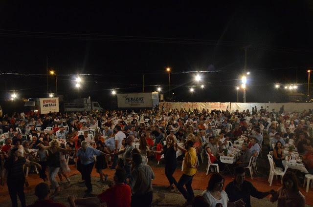 Με πολύ κόσμο πραγματοποιήθηκε το πανηγύρι Γιορτή Λαού 2019 στη Γέφυρα Αχελώου Αγρινίου -ΦΩΤΟ - Φωτογραφία 46