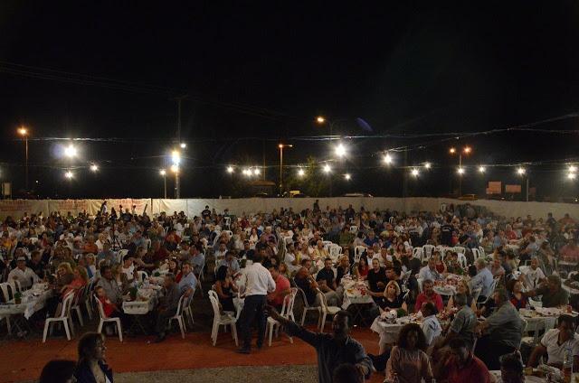 Με πολύ κόσμο πραγματοποιήθηκε το πανηγύρι Γιορτή Λαού 2019 στη Γέφυρα Αχελώου Αγρινίου -ΦΩΤΟ - Φωτογραφία 49
