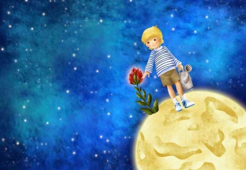 Τα σοφά λόγια του Μικρού Πρίγκιπα… - Φωτογραφία 1