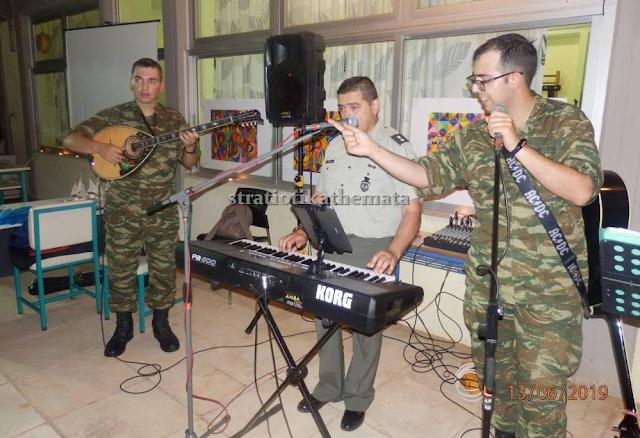 Η Στρατιωτική Μουσική της ΔΙΚΕ δίπλα στα Ειδικά Σχολεία - Φωτογραφία 10