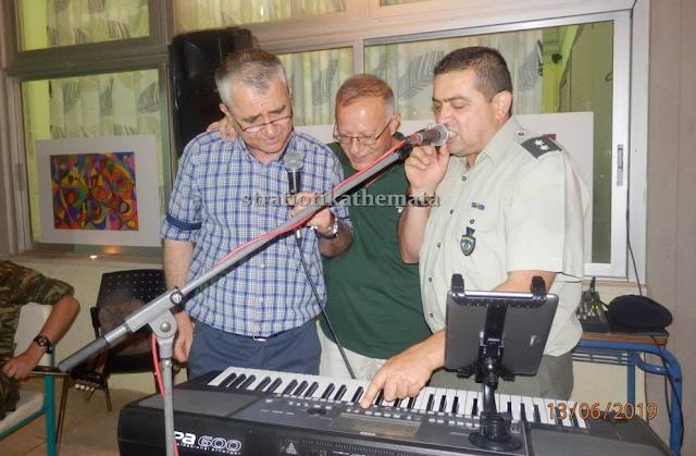 Η Στρατιωτική Μουσική της ΔΙΚΕ δίπλα στα Ειδικά Σχολεία - Φωτογραφία 11