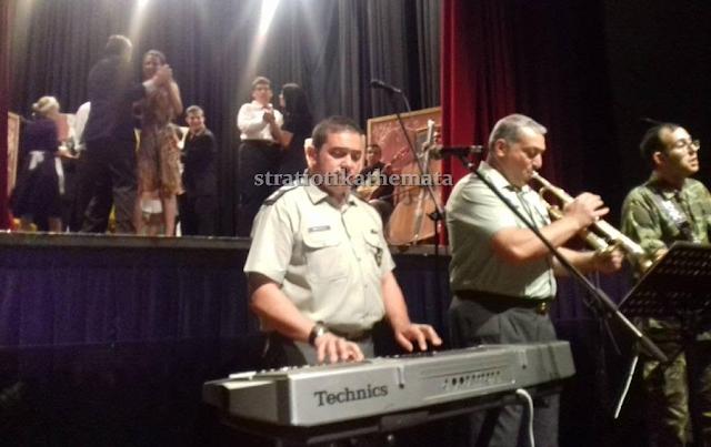 Η Στρατιωτική Μουσική της ΔΙΚΕ δίπλα στα Ειδικά Σχολεία - Φωτογραφία 5