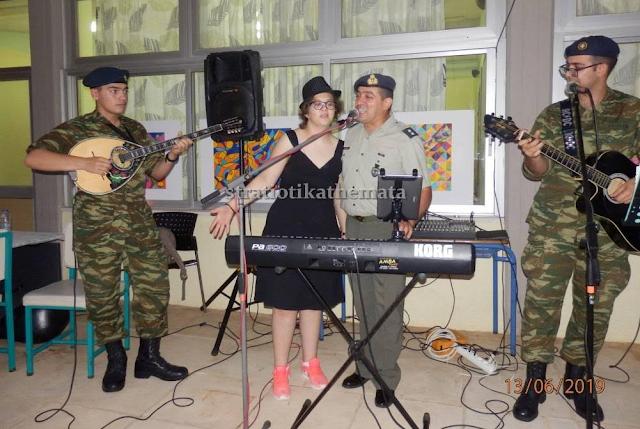 Η Στρατιωτική Μουσική της ΔΙΚΕ δίπλα στα Ειδικά Σχολεία - Φωτογραφία 8