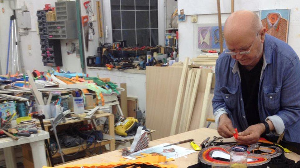 Πέθανε ο μεγάλος καλλιτέχνης Pavlos - Φωτογραφία 1