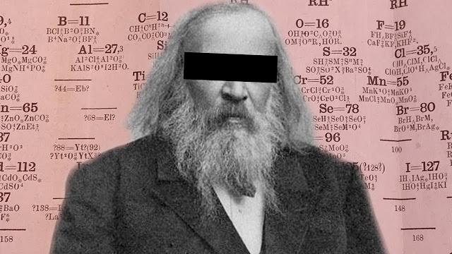 Ποιος επιστήμονας ανακάλυψε πρώτος τον Περιοδικό πίνακα των χημικών στοιχείων; - Φωτογραφία 1
