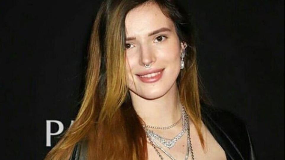 Η Μπέλα Θορν διέρρευσε γυμνές φωτογραφίες της- Δεχόταν εκβιασμό από χάκερ - Φωτογραφία 1