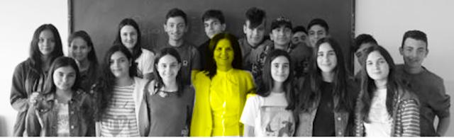 ZOPΜΠΑΣ: Η ΦΙΛΙΑ ΜΟΥ ΜΕ ΤΟΝ ΚΑΖΑΝΤΖΑΚΗ- Και η γνωριμία μου με τους μαθητές… - Φωτογραφία 2