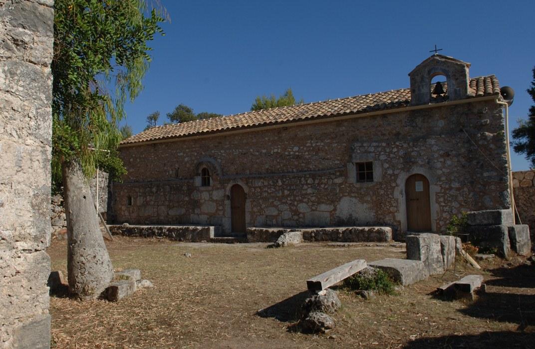 Μοναστήρια στο νησί της Λευκάδας - Φωτογραφία 15