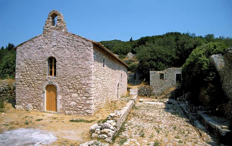 Μοναστήρια στο νησί της Λευκάδας - Φωτογραφία 7