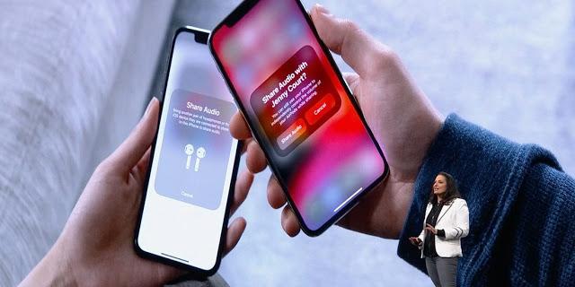 Πώς να μοιραστείτε ήχο με περισσότερα AirPods ταυτόχρονα στο iPhone ή το iPad - Φωτογραφία 1