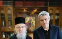 Συνάντηση με τον Σεβασμιότατο Μητροπολίτη Αιτωλίας και Ακαρνανίας κ.κ. Κοσμά είχε ο Κώστας Καραγκούνης