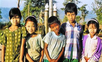 Η Μιανμάρ πιο γενναιόδωρη χώρα στον κόσμο - Φωτογραφία 1